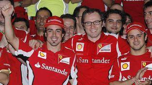 Por qué la vuelta de Stefano Domenicali podría ser un pelotazo para Ferrari