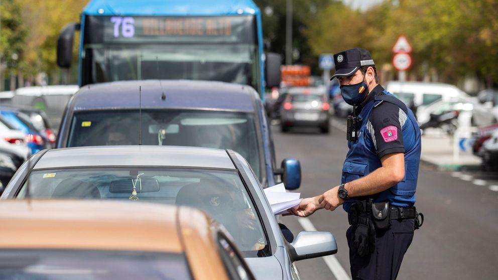 ¿Vives en una zona de Madrid restringida? Comprueba si tu calle está 'confinada'