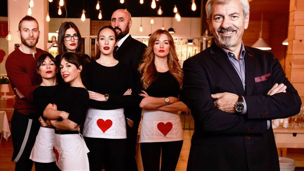First Dates (Espa&ntildea) 1x708 Espa&ntildeol Disponible