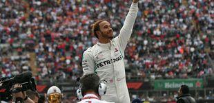 Post de Cuánto dinero se ha gastado Mercedes para ser campeón del mundo de F1