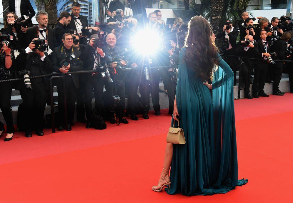 Foto: Alfombra roja de Cannes. (Getty)