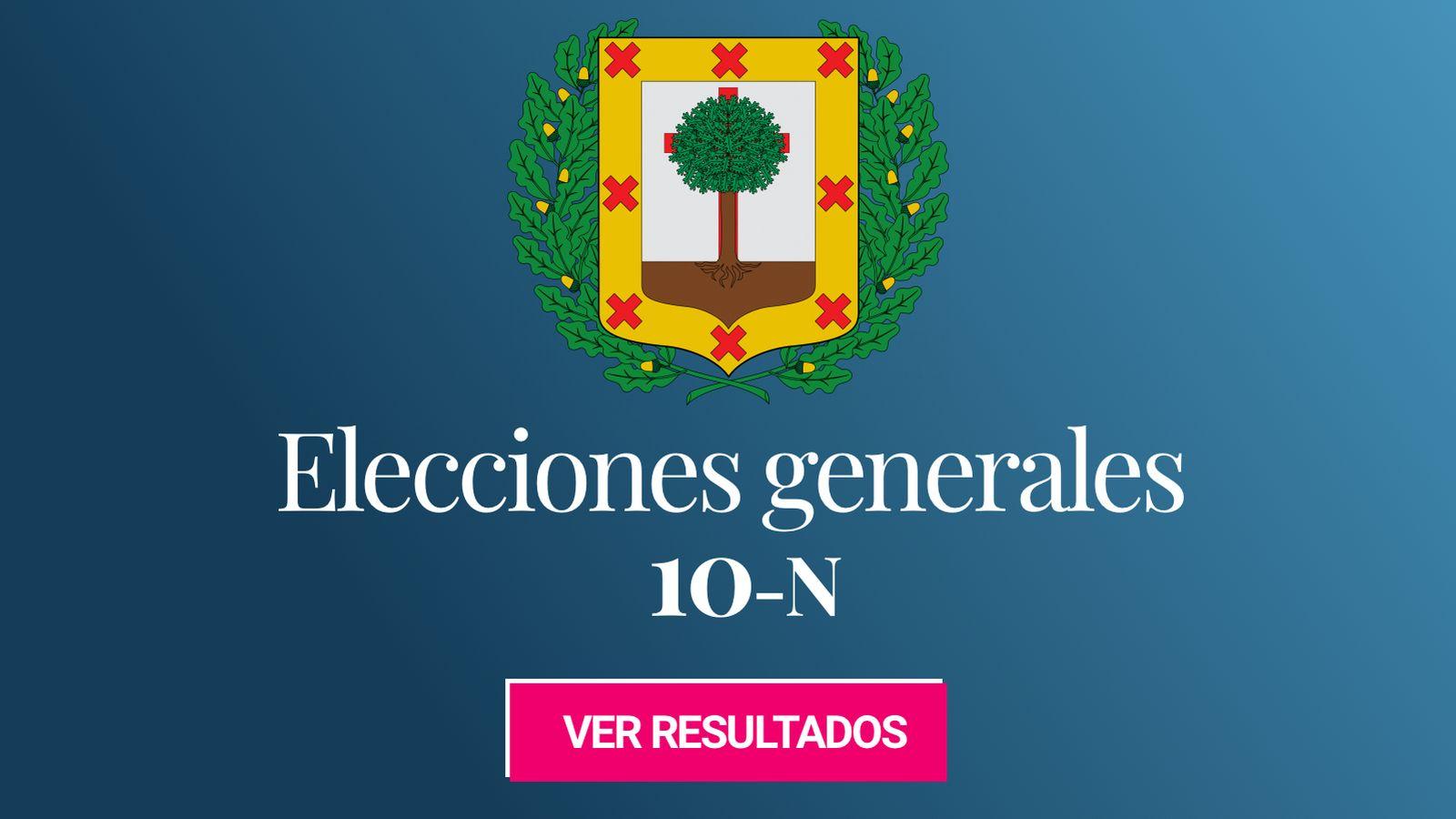 Foto: Elecciones generales 2019 en la provincia de Vizcaya. (C.C./SanchoPanzaXXI)