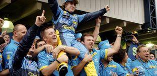 Post de Por qué Fernando Alonso ha hecho historia en el mundo del automovilismo