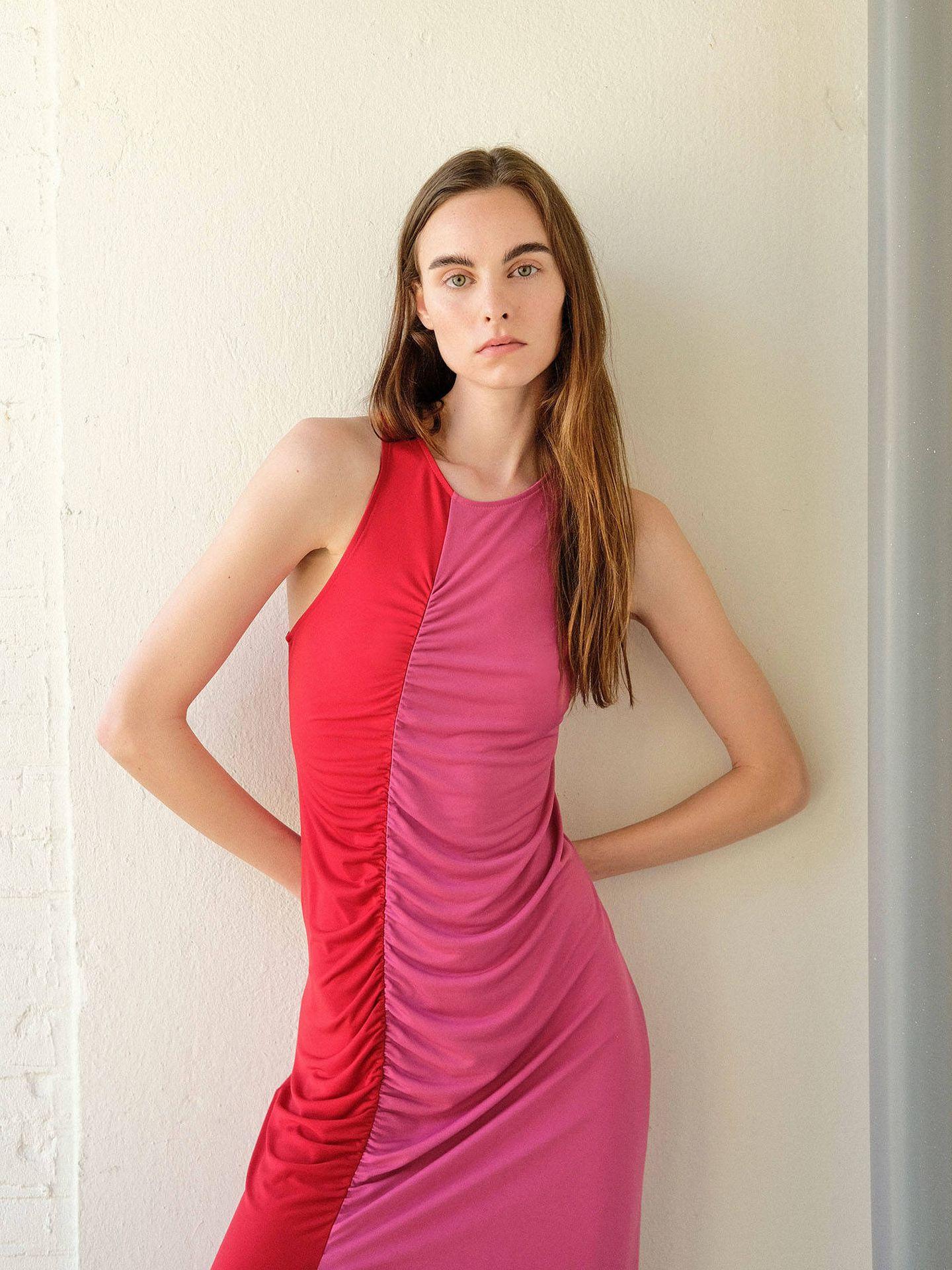 El nuevo vestido de Sfera. (Cortesía)