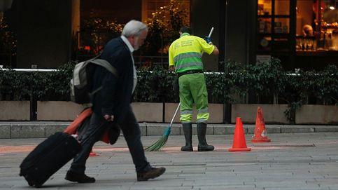 Los empresarios del barrio de Sant Antoni, en Barcelona, hartos de tantos robos