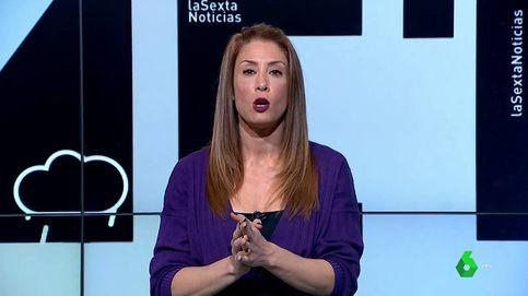 El zascazo de la meteoróloga de La Sexta a Díaz Ayuso a cuenta de la nevada
