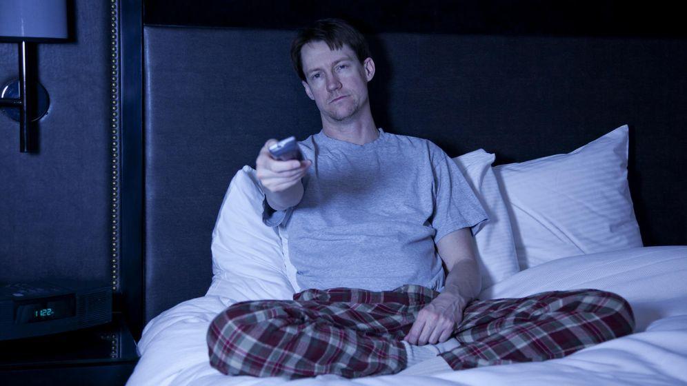 Foto: Los programas de teletienda que emiten de madrugada no siempre ayudan a conciliar el sueño. (iStock)