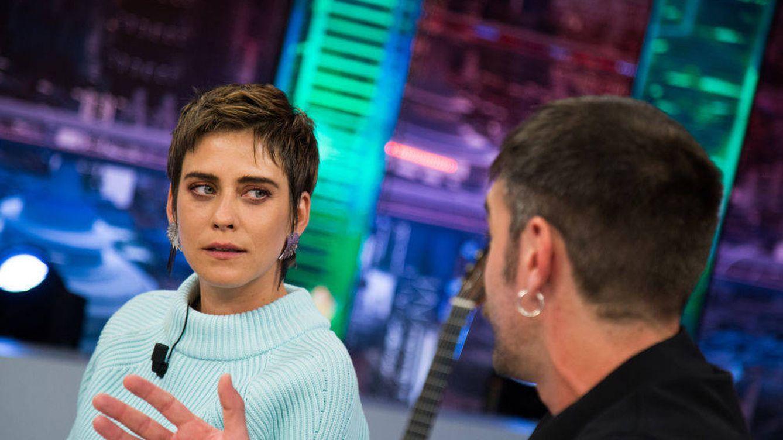 María León en 'El hormiguero': En los rodajes de 'Allí abajo' hay mucho poliamor