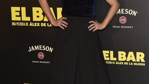 De Blanca Suárez teñida a Belén Rueda escotada: el glamour del estreno de 'El bar'