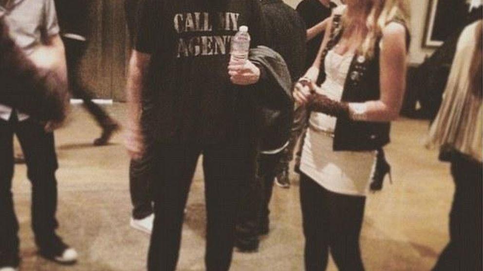 Jim Carrey coqueteó con varias mujeres el día que rompió con Cathriona White