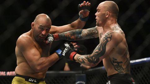 UFC Las Vegas 15: la sumisión de Anthony Smith y el tremendo KO de Su Mudaerji