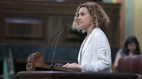 Meritxell Batet acusa a Cs de vivir de la excepcionalidad catalana y de confrontar