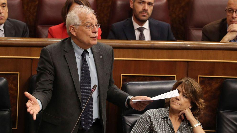 Borrell asegura que no sabe quién es el excomisario Villarejo ni a qué se dedica