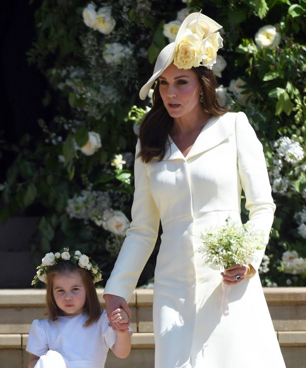 kate middleton no repitió vestido en la boda de harry y meghan