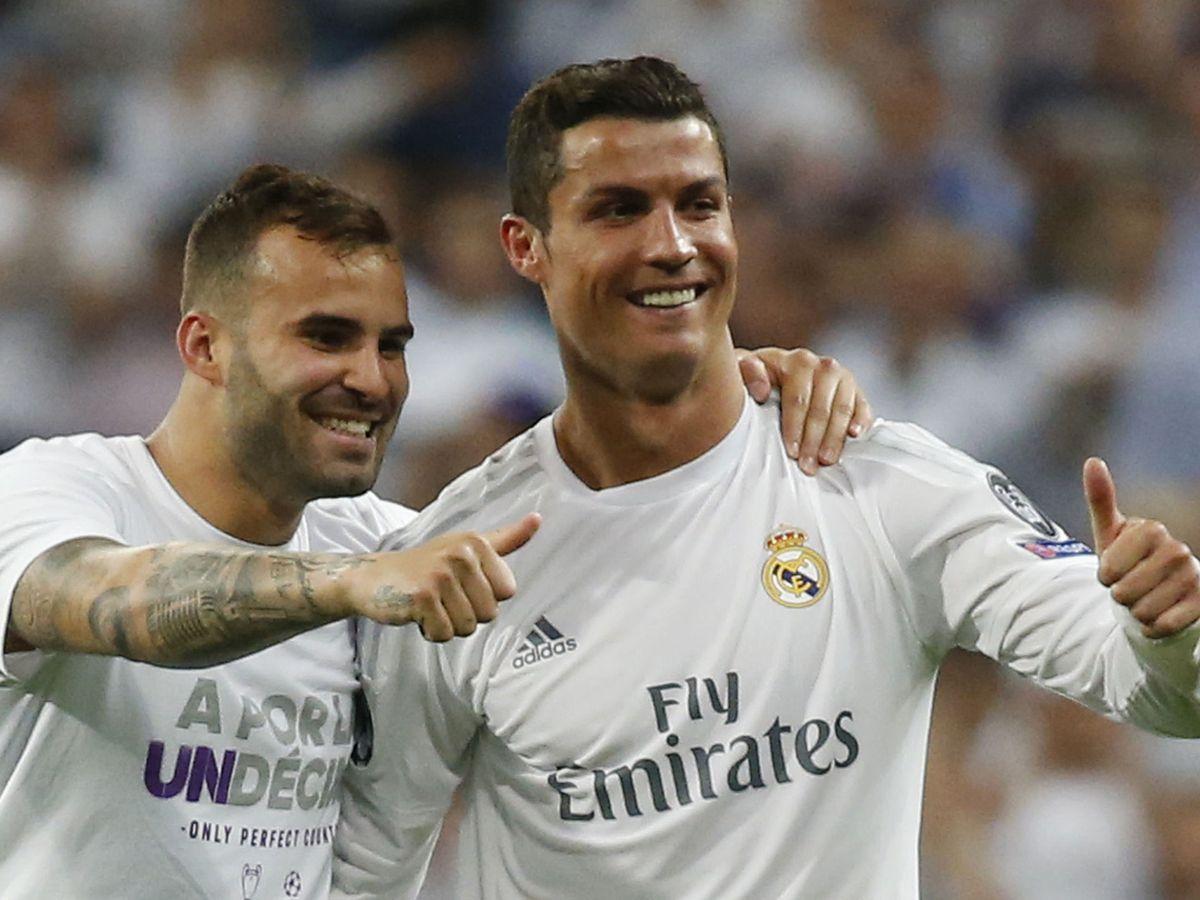 Foto: Cristiano Ronaldo y Jesé Rodríguez, en una imagen de archivo. (Reuters)