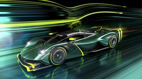 Aston Martin Valkyrie, una locura de 1015 CV solo para circuito