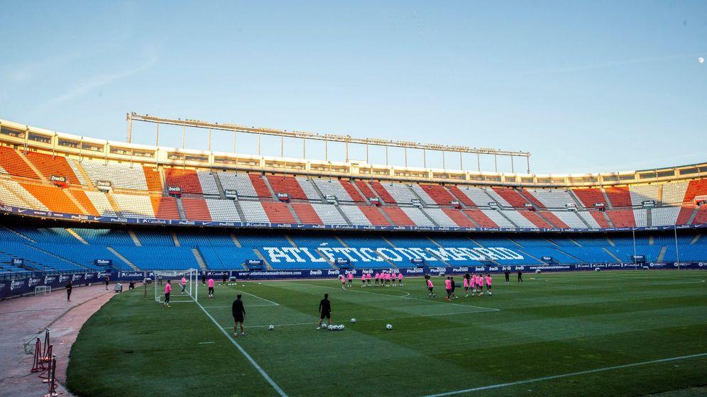 Foto: El Atlético quiere adjudicar esta semana las parcelas del Calderón.