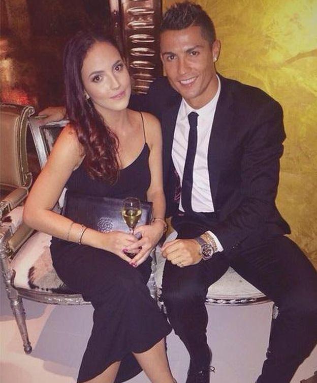 Foto: Claudia Sánchez, la modelo española que (al menos) ha pasado una noche con Cristiano