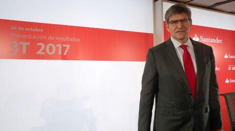 Santander supera todas las expectativas pese a la ralentización en España