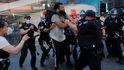 Estamos desbordados: EEUU se prepara para otra ola de protestas