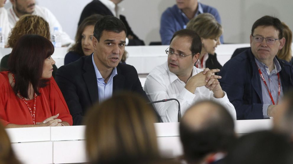 Como en Portugal, el PSOE no descarta un Gobierno de izquierdas sin ganar