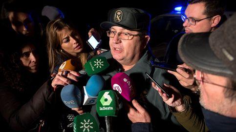 Las labores de rescate del niño que cayó a un pozo en Málaga, en fotos