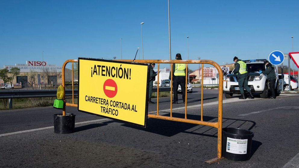 El Gobierno levanta el aislamiento de Arroyo de la Luz (Cáceres) tras un mes