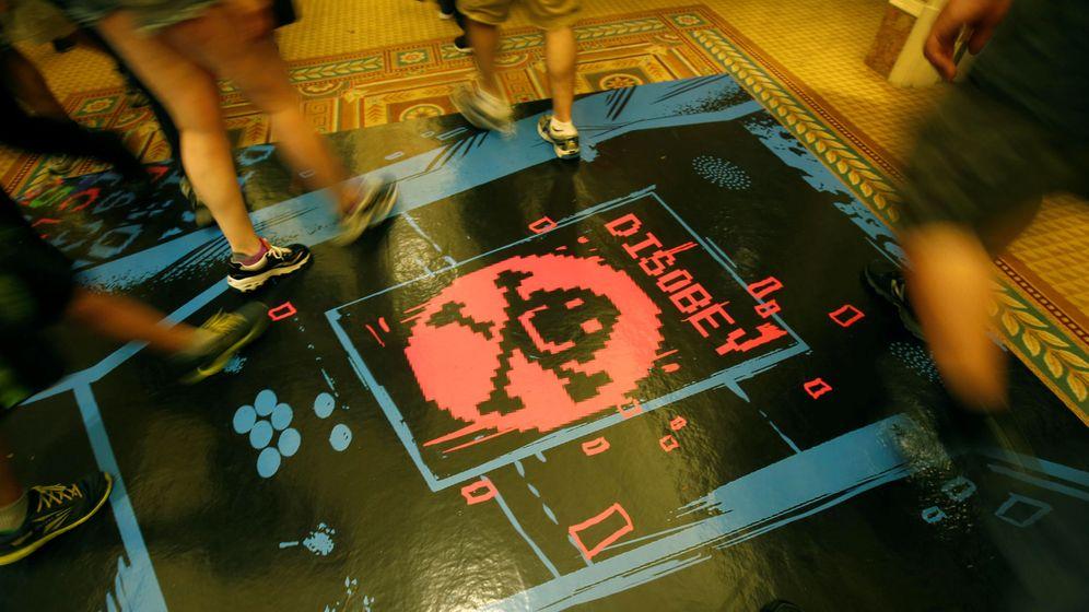 Foto: Convención de 'hackers' en Las Vegas, Nevada. (Reuters)