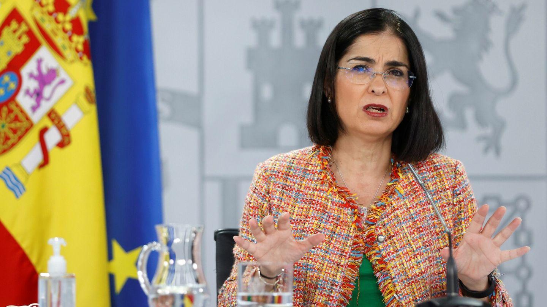 Carolina Darias. (EFE)