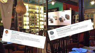Un restaurante da una cena por los 'presos políticos' y sufre boicot en TripAdvisor