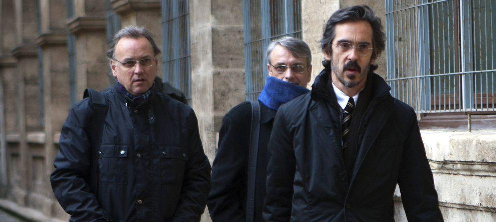 Castro suspende la declaración del contable y devuelve el escrito que exculpa a la Infanta