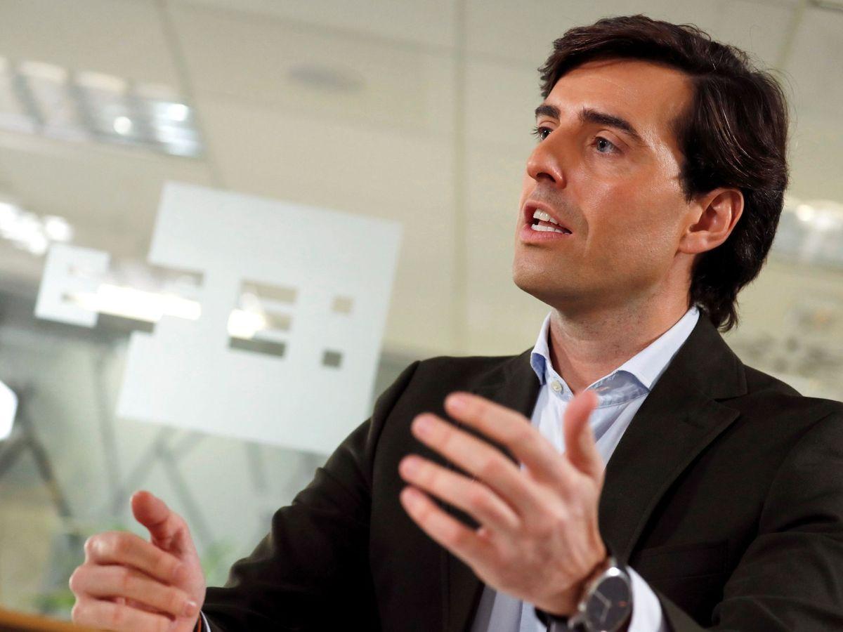 Foto: El vicesecretario de Comunicación del PP, Pablo Montesinos. (EFE)