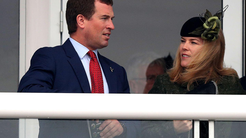La pareja. (Reuters)