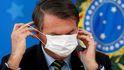 Bolsonaro exige lealtad a sus ministros por el virus y dice que el desempleo también mata