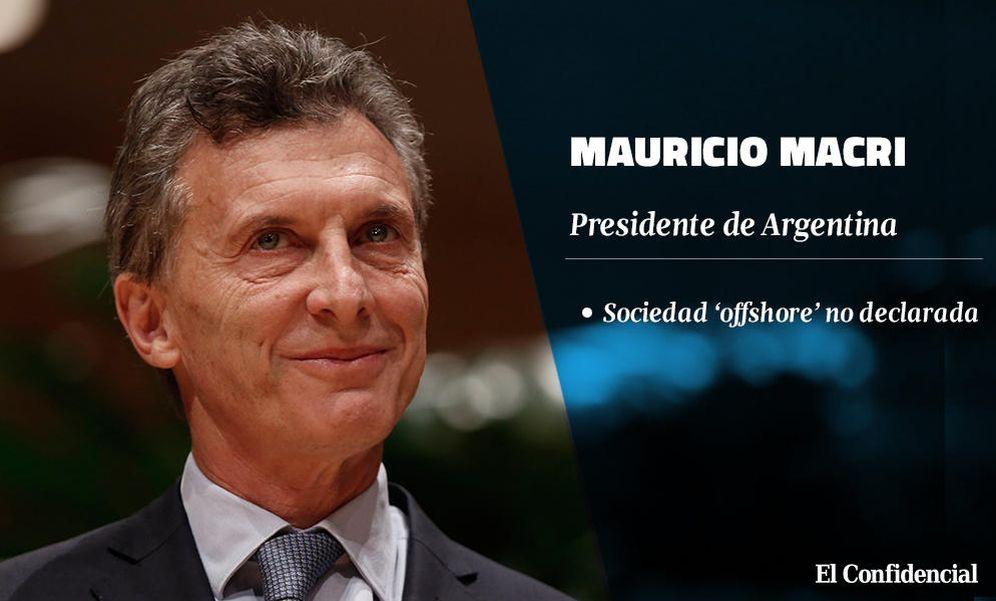 Foto: Mauricio Macri, presidente de Argentina.