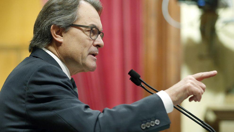 El fiscal pide a los 'mossos' información sobre actos de sedición en Cataluña