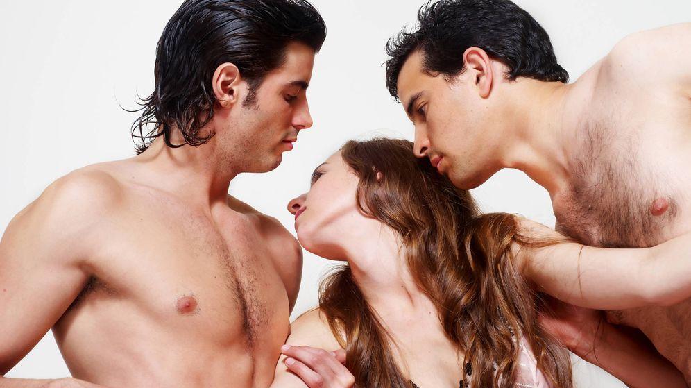 Foto: Tres no son multitud. (iStock)