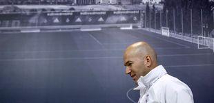 Post de La guadiánica actitud de los jugadores del Madrid, asignatura pendiente de Zidane