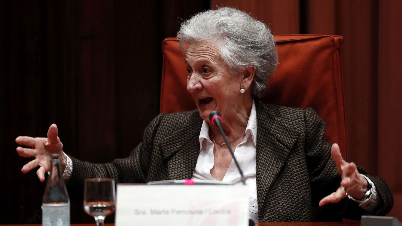 Acusan al expresidente de BPA por revelar que Ferrusola era la madre superiora