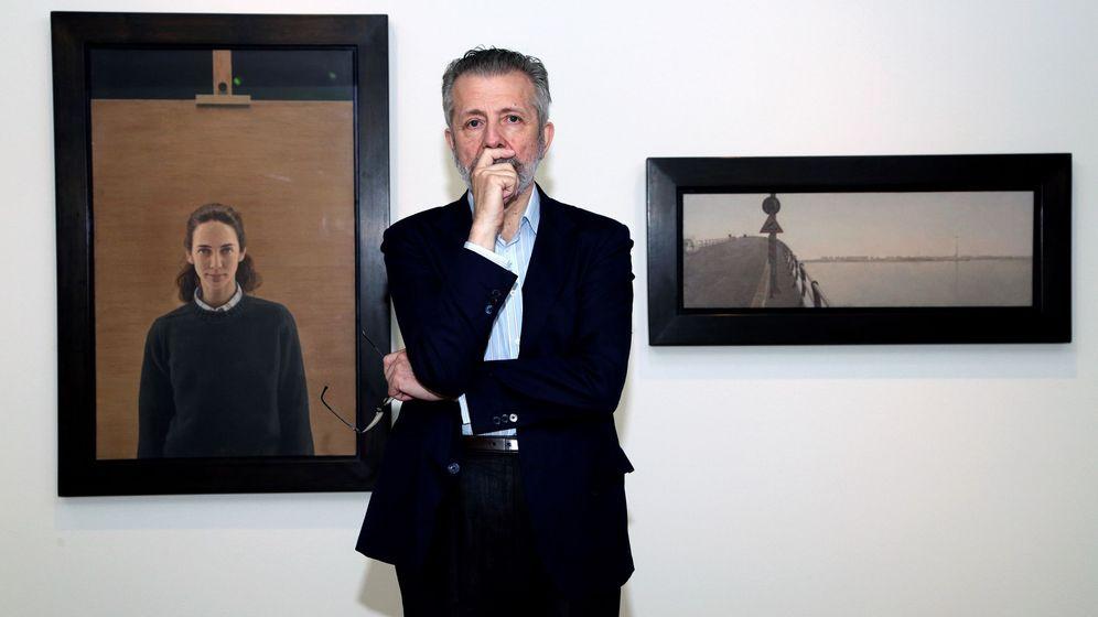 Foto: Exposición del artista Hernán Cortés en Fundación Telefónica
