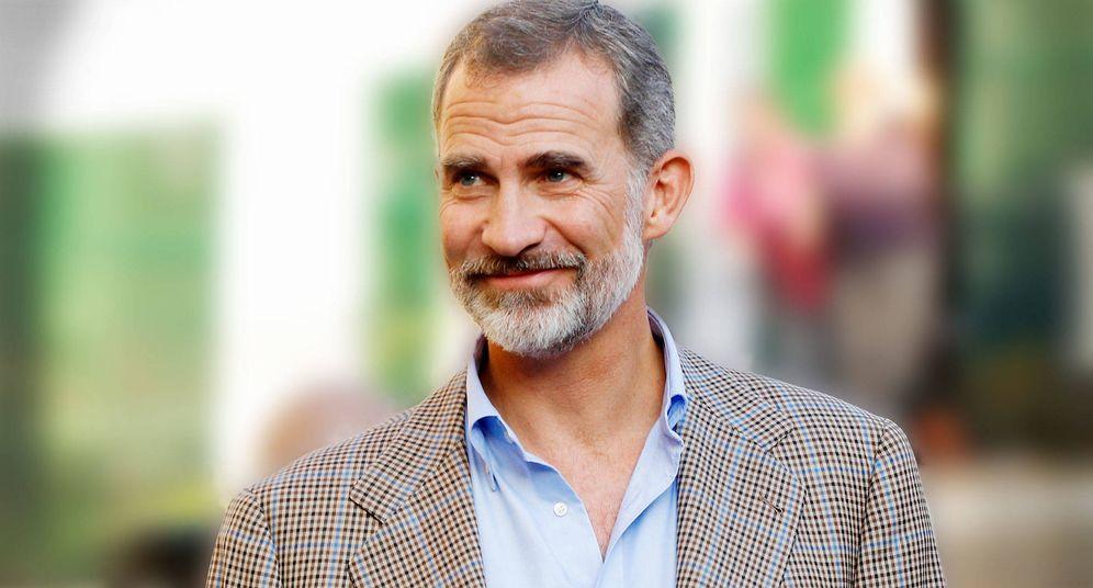 Foto: Felipe VI, en una fotografía de Getty.