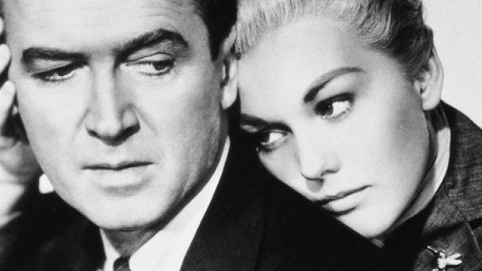 'Vértigo' de Alfred Hitchcock supera a 'Ciudadano Kane' como mejor película de todos los tiempos