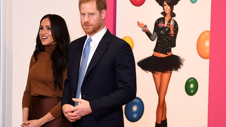 Los Duques de Sussex pretenden arrancar un negocio basado en su imagen estimado en 400 millones. (Reuters)