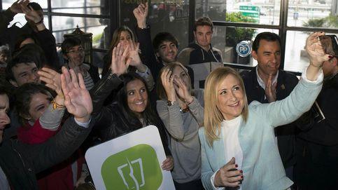 Cifuentes celebra su gestión al frente del PP de Madrid: 698 nuevas altas
