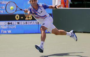 David Ferrer y Tommy Robredo caen en octavos de final en el Masters de Miami