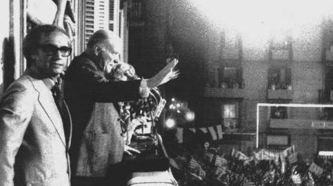 Hoy se cumplen 40 años de la vuelta a Cataluña de Josep Tarradellas: Ja sóc aquí