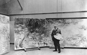 Se vende cuadro de Claude Monet, se compra lo que sea