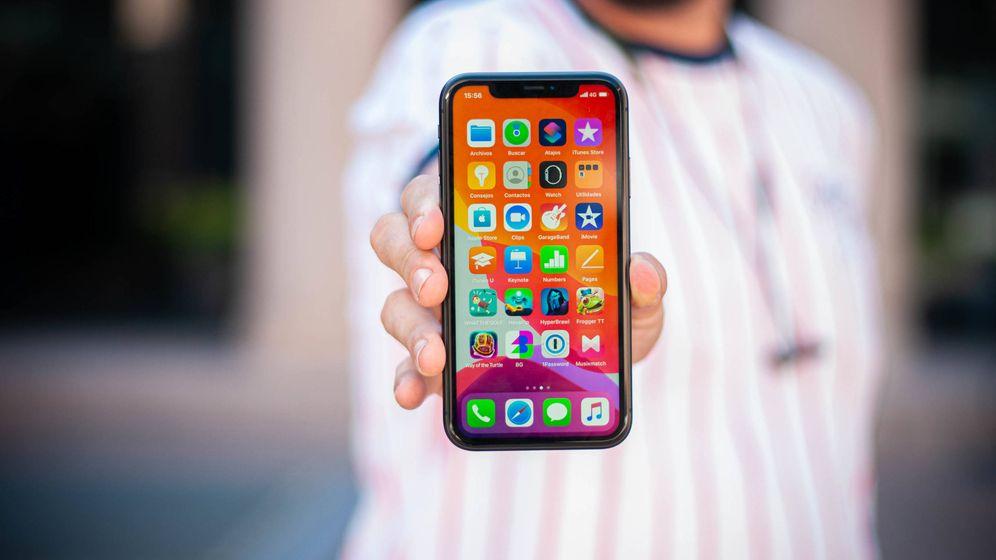 Foto: El iPhone 11. (M. Mcloughlin)