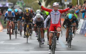 Kristoff, primer ciclista noruego en ganar la Clásica Milán-San Remo