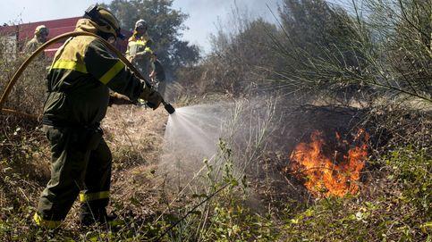 Incendio en Orense